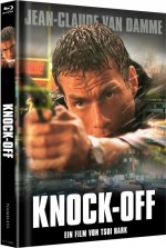Jaquette Knock Off - Der entscheidende Schlag (DVD + BLURAY) - Cover B