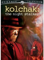 Jaquette Kolchak: The Night Stalker