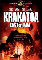 Jaquette Krakatoa, East of Java EPUISE/OUT OF PRINT