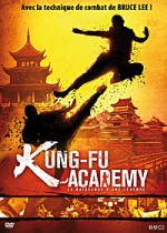 Jaquette Kung-Fu Academy