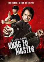 Jaquette Kung Fu Master