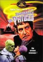 Jaquette L'Abominable Dr. Phibes