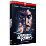 Jaquette L'Abominable Dr Phibes (Blu-Ray+DVD)