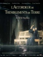 Jaquette L'Accordeur de tremblements de terre