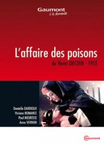 Jaquette L'Affaire des poisons