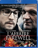 Jaquette L'Affaire Farewell