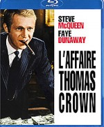 Jaquette L'Affaire Thomas Crown