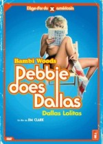 Jaquette L'�ge D'or du X Am�ricain : Debbie Does Dallas