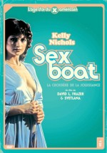 Jaquette L'Âge D'or du X Américain : Sex boat EPUISE/OUT OF PRINT