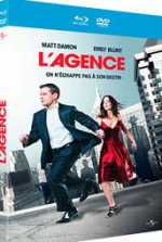 Jaquette L'Agence (Blu-ray + DVD)