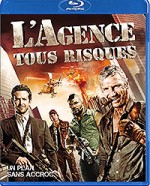 Jaquette L'Agence tous risques (édition Blu-ray + DVD)