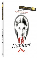 Jaquette L'Amant (Combo Blu-ray + DVD)