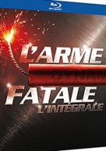 Jaquette L'Arme Fatale - L'Intgrale