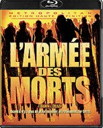 Jaquette L'Arm�e des morts (Director's Cut)