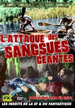 Jaquette L' Attaque des Sangsues Gantes