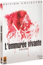 Jaquette L'Emmurée Vivante Edition Collector 2 dvd EPUISE/OUT OF PRINT