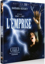 Jaquette L'Emprise (Bluray)