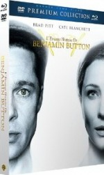 Jaquette L'�trange histoire de Benjamin Button - Collection Premium - Combo Blu-ray + DVD + livret