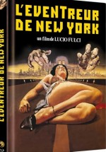 Jaquette L'Eventreur de New York - COVER A : 1500 exemplaires