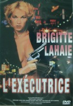 Jaquette L'Exécutrice EPUISE/OUT OF PRINT