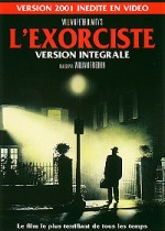 Jaquette L'Exorciste Version Originale