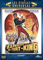 Jaquette L'Exp�dition de Fort King