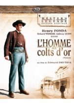 Jaquette L'Homme aux Colts d'or (�dition Sp�ciale)