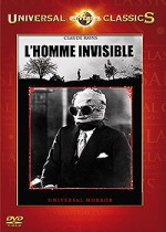 Jaquette L'Homme invisible
