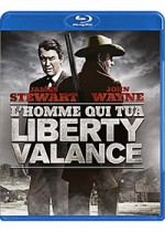 Jaquette L'Homme qui tua Liberty Valance 