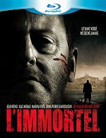 Jaquette L'Immortel (édition Blu-ray + DVD)
