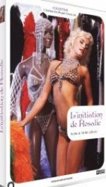 Jaquette L'Initiation de Rosalie Version �rotique (sc�nes X coup�es)