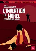Jaquette L'Invention de Morel