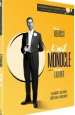Jaquette L'Oeil du Monocle (Combo Collector Blu-ray + DVD)