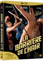 Jaquette La Barrière de chair (Combo Blu-ray + DVD)