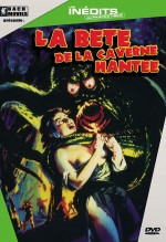 Jaquette La Bte de la Caverne Hante