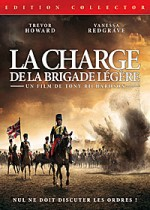 Jaquette La Charge de la brigade l�g�re (�dition Collector)