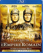 Jaquette La Chute de l'Empire Romain (�dition Collector)