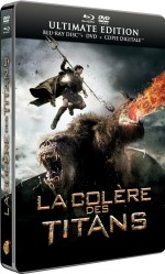 Jaquette La Colère des Titans (Ultimate Edition - Blu-ray + DVD + Copie digitale)