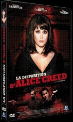 Jaquette La Disparition d'Alice Creed