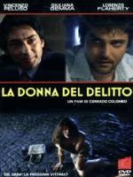 Jaquette La Donna Del Delitto EPUISE/OUT OF PRINT