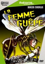 Jaquette La femme gupe