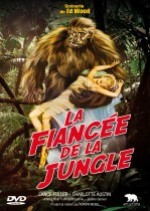 Jaquette La Fianc�e de la Jungle