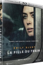 Jaquette La Fille du train