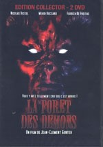 Jaquette La For�t des D�mons Edition Collector 2 dvd
