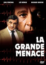 Jaquette La Grande Menace EPUISE/OUT OF PRINT