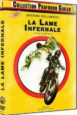 Jaquette La Lame Infernale (édition simple) EPUISE/OUT OF PRINT