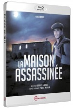 Jaquette La Maison assassinée