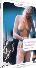 Jaquette La Maison des phantasmes Version �rotique (sc�nes X coup�es)