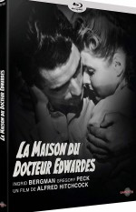 Jaquette La Maison du Docteur Edwardes (Bluray)