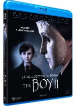 Jaquette La Malédiction de Brahms - The Boy 2